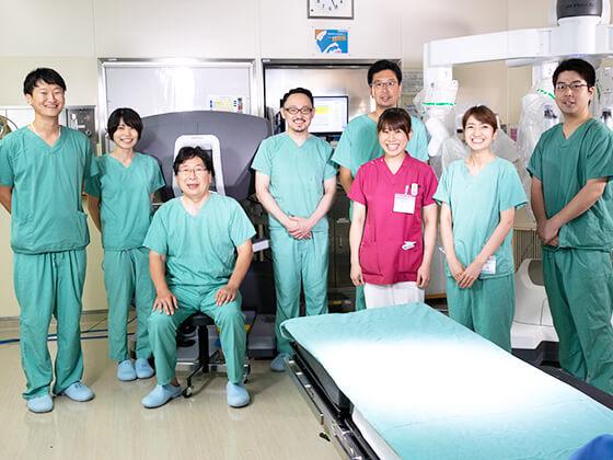 川崎医科大学産婦人科婦人科腫瘍学教室のスタッフ紹介