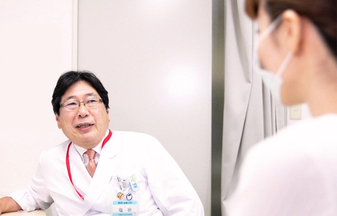 新しい医療で女性の健やかな日々をつくる